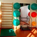 Detailansichten - Gymnastikraum